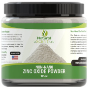 Zinc Oxide Powder ? 100% HIGH QUALITY Non Nano and Uncoated ? Cosmetic Grade Fine Powder - FREE