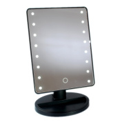 LED Lighted Vanity/makeup Desktop Mirror