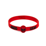 Madd Gear Red Rubber Wristband - Large