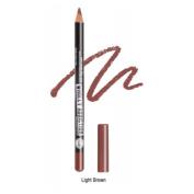 2 Pack J.Cat Wholly Addiction Pro Define Lip Liner 212 Light Brown