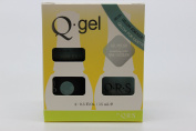 QRS- Nail Lacquer and Q-Gel Duo- For Juliette- S534 +G534 -. 150ml each