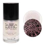 BMC Shimmery Creative Nail Art Stamping Polish - Moonbeams Collection