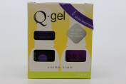 QRS- Nail Lacquer and Q-Gel Duo- News Of The Beloved - S344 +G344 -. 150ml