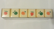 San Francisco Soap Company 6 Bath Cube Bars Soap 270ml/ 250g (Packed of 3) Made In England New Factory Sealed.