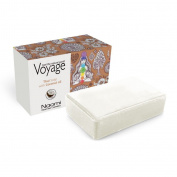 Naomi Dead Sea Cosmetics Handmade Natural Soap 140gr (150ml) This Soap Bar with Coconut Oil Voyage Series Thailand - Coconut Verbena - Coconut Oil Benefits Apply for Face and/or Body