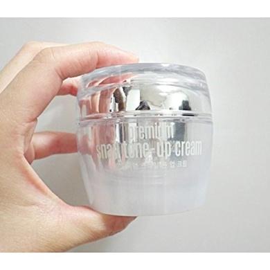CLIO Goodal Premium Snail Tone-Up Cream, Brightening cream 50ml (1.69 fl.oz.) Made in Korea