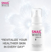 Snail White Miracle Intensive Repair Advanced Repair Serum 30ml enriched with Snail Secretion Filtrate, Alpha-Arbutin