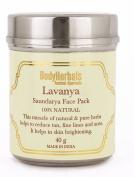 BodyHerbals Lavanya , 100% Natural Saundarya Face Pack, Ancient Ayurveda, Beauty Skincare
