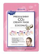 CELKIN Press & Shiny CO2 Creamy Facial Mask Coconut Treatment