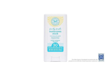 The Honest Company Purely Simple SPF 30 Sunscreen Stick