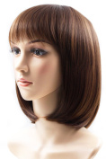 Generic Women's Fahion Bob Short Straight Costumes Hair Party Wigs Colour 21