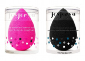 Joyjorya 2pcs Pro Beauty Flawless Makeup Blender Comestic Makeup Sponge Puff