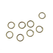 Price per 8320 Pieces Fashion Jewellery Making Charms Findings Arts Crafts Beading Antique Bronze Tone 27161 Jump Rings 7mm