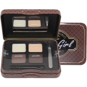 L.A. Girl Inspiring Brow Palette 343 Dark and Defined