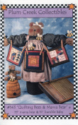 Plum Creek Collectibles Pattern 143 Quilting Bees and Mama Bear