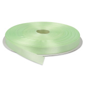 """½"""" Solid Satin Ribbon 50 Yards-Roll Multiple Colours Available by Topenca Supplies"""