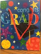 Congrats Grad Small Gift Bag