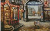 Passage des Artisans cross stitch kits, 14ct, Egypt cotton thread 400*250 stitch, 82*54cm cross stitch kits