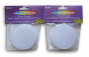 Darice Plastic Canvas #7 Circle - 7.6cm - 20pc