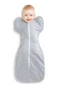 Love To Dream Swaddle Up Original- Grey- Large 8.5-11kg