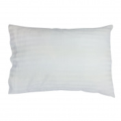 Snoozy Luxury Soft Toddler Pillow and Cotton Pillowcase Set, 33cm x 46cm
