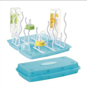 Portable Baby Feeding Bottle Drying Rack by TF
