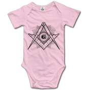 Compass For Baby Unisex Bodysuit Romper Jumpsuit Outfits Short Sleeve