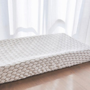 NEW Home Sweetpea Changing Pad with Waterproof Surface, White Finish