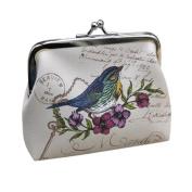 Mikey Store Womens Wallet Card Holder Coin Purse Clutch Handbag