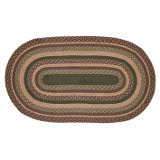 Barrington Jute Rug Oval 27x48