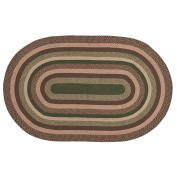 Barrington Jute Rug Oval 60x96