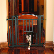 Carlson Home Decor Walk Through Pet Gate, Material