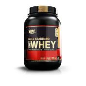 Optimum Nutrition 100% Whey Gold Standard, Strawberry Banana, 0.9kg