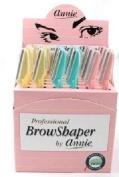 TINKLE PROFESSIONAL EYE BROW SHAPER (RAZOR) BOX OF 36