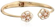 kate spade new york Open Hinge Bangle Bracelet