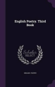 English Poetry. Third Book