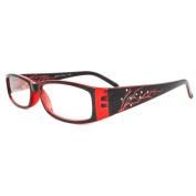 MLC EYEWEAR ® Rectangle Fashion Reading Glass with Power vision