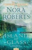 Island of Glass [Large Print]