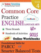 Common Core Practice - 4th Grade English Language Arts