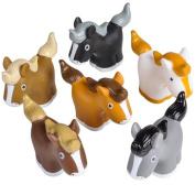 Rubber Ponies - 12 per pack
