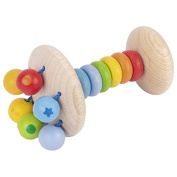 Touch ring rattle rainbow