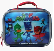 Disney Junior PJ Masks Its Time To Be A Hero! Insulated Lunch Box