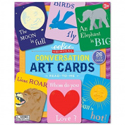 Read- To- Me Conversation Art Cards