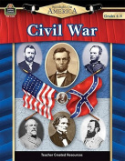 TCR3214 - CIVIL WAR SPOTLIGHT ON AMERICA 4-8