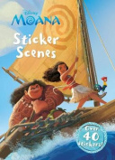 Disney Moana Sticker Scenes