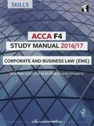 ACCA F4 Study Manual