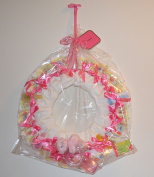 Nappy Wreath - Pink