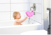 Pinky The Porpoise Soft Bath Spout Cover by Luvit