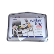 Walker Tray with Grip Mat