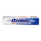 Ozonol Non-Stinging Ointment 60g - For Scrapes, Minor Burns and Skin Irritations
